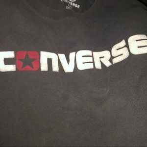 3/$15 Converse vintage style tshirt graphic tee